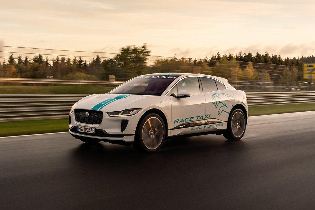 受到電池供應不穩問題,Jaguar I-Pace也將暫時停止生產。 圖/Jagu...