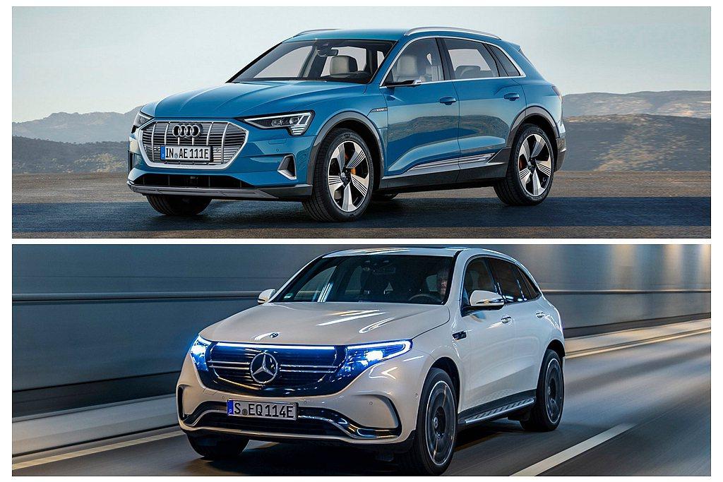 先前Audi和Mercedes-Benz才接連傳出e-tron、EQC兩款電動車...