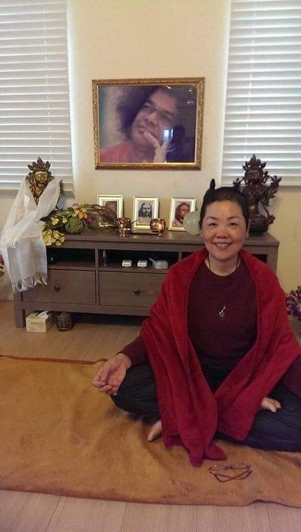 程文玲從出家眾到當靈性老師生命歷程開始不ㄧ樣。 程文玲/提供