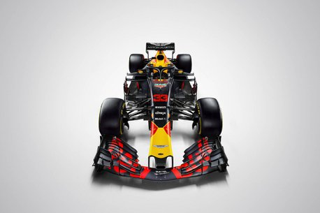 彌補Red Bull Racing Showrun延期!Red Bull Racing RB14將有實車來台展示