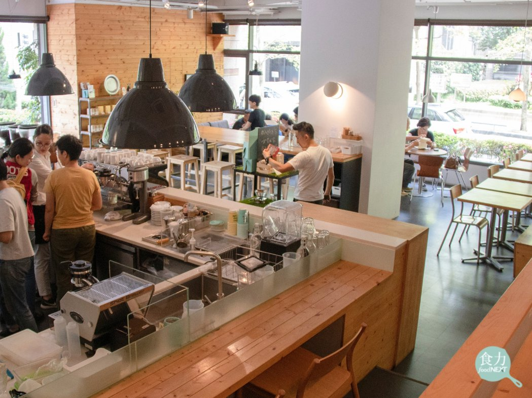 Fika Fika Cafe的「Fika」在瑞典語中意指「喝杯咖啡,小憩片刻」。