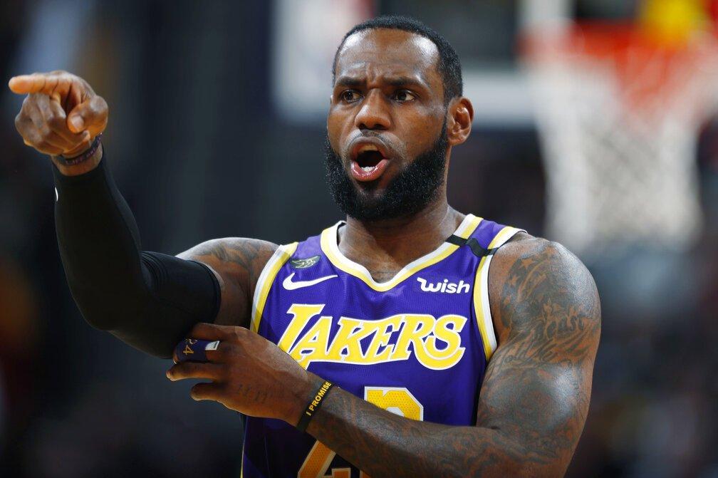 NBA/打造湖人必勝方程式 詹皇再創聯盟新紀錄