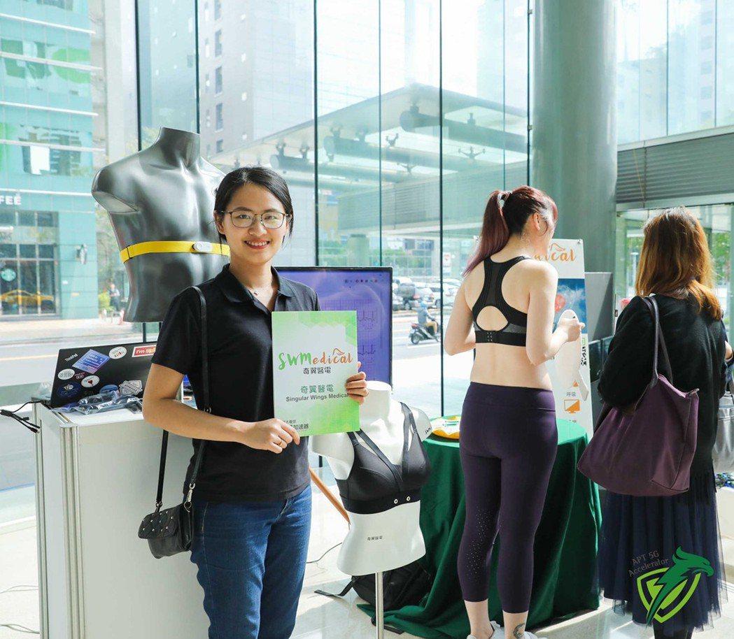 「奇翼醫電」專注於醫療保健行動裝置之硬體設計、軟體研發及雲端平台服務,智慧醫療遠...