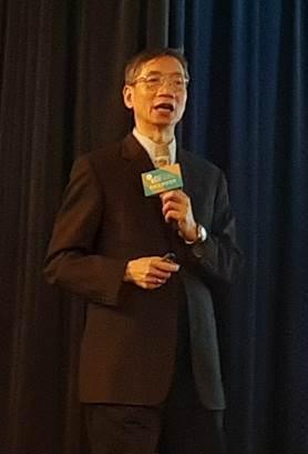 台北科技大學智財所教授陳春山