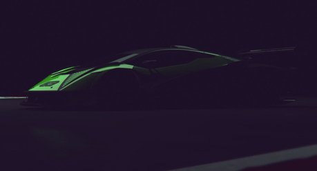 影/Lamborghini新頂級超跑V12 Hypercar上馬力機狂噴!