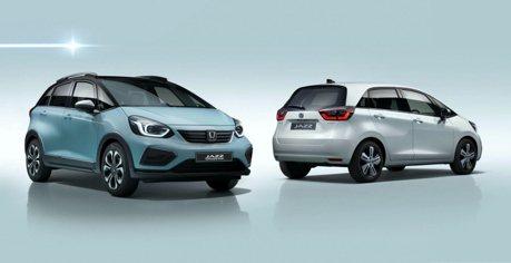 新世代歐規Honda Jazz/Fit 僅提供107匹的Hybrid車型!