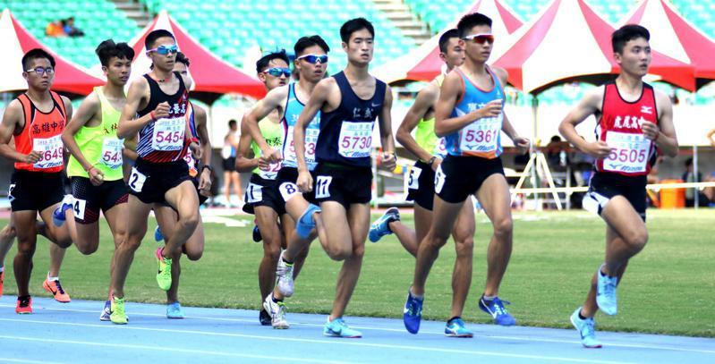 高雄市體育會決定如期辦理2020年港都盃全國田徑錦標賽。 圖/高雄市政府運動發展局提供(資料照)