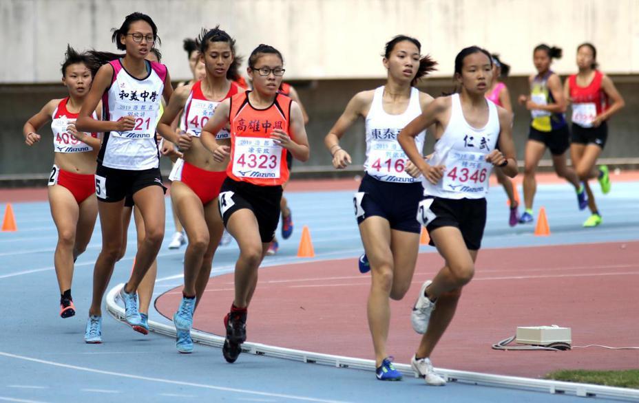 高雄市體育會決定「2020年港都盃全國田徑錦標賽」照常舉行。圖/高雄市政府運動發展局提供