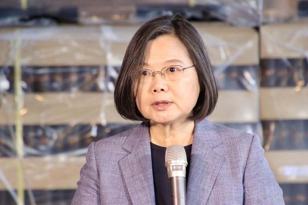 菲對台禁令 蔡總統:如果基於政治考量不能容忍