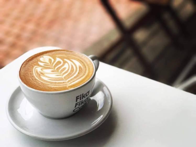 Fika Fika Cafe。圖/摘自Fika Fika Cafe粉絲團