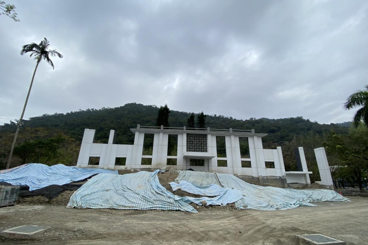 因軍營保留最大塊溫泉地 宜蘭花3.4億打造礁溪之心