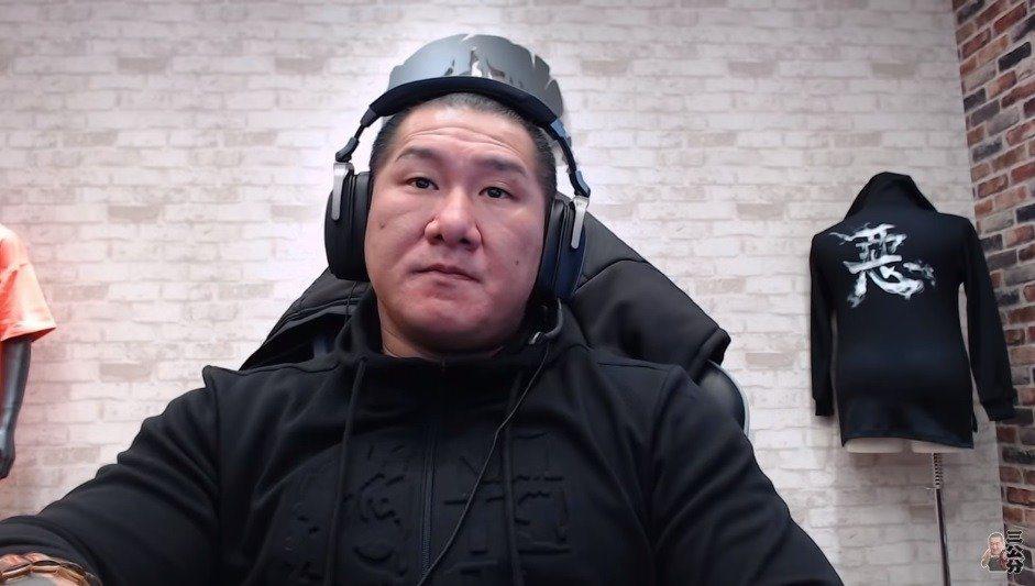 館長陳之漢對於親共藝人不以為然。圖/摘自YouTube