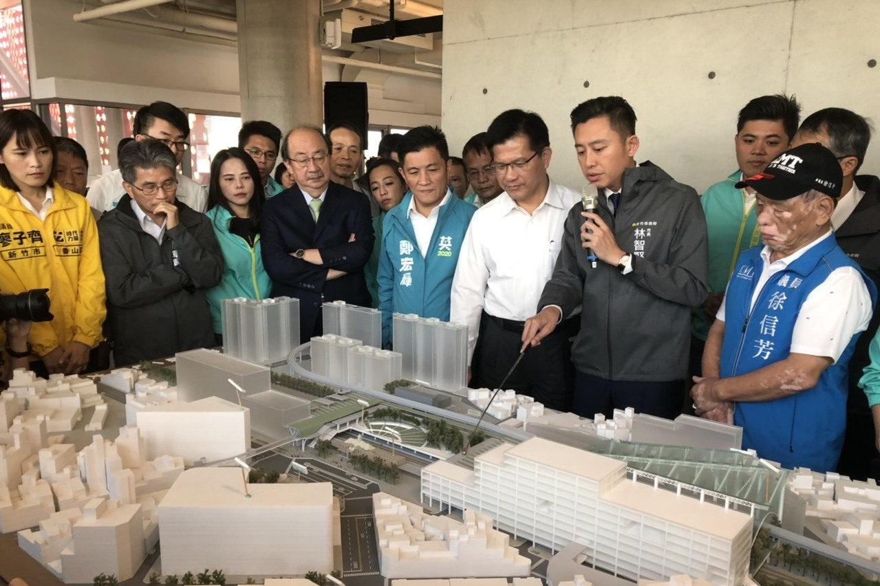新竹大車站計畫又邁一大步 國發會審查通過可行性研究