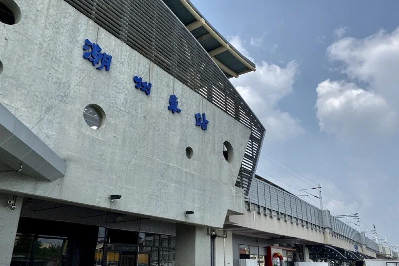 台鐵潮州站建站百年 「陽光小站」成為「站中站」