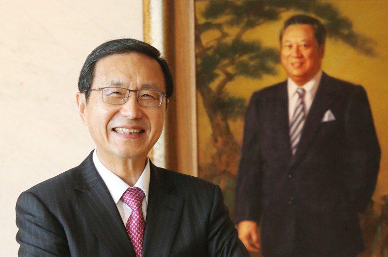 中信銀行總經理陳佳文專訪 記者徐兆玄/攝影