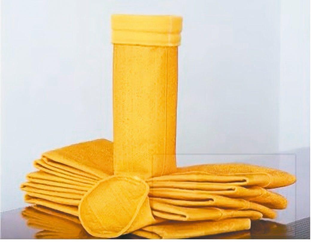 國統研製高功能空氣過濾及水處理濾布,獲得知名大廠採用。 國統毯業/提供