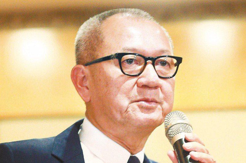 同欣電董事長陳泰銘 (本報系資料庫)