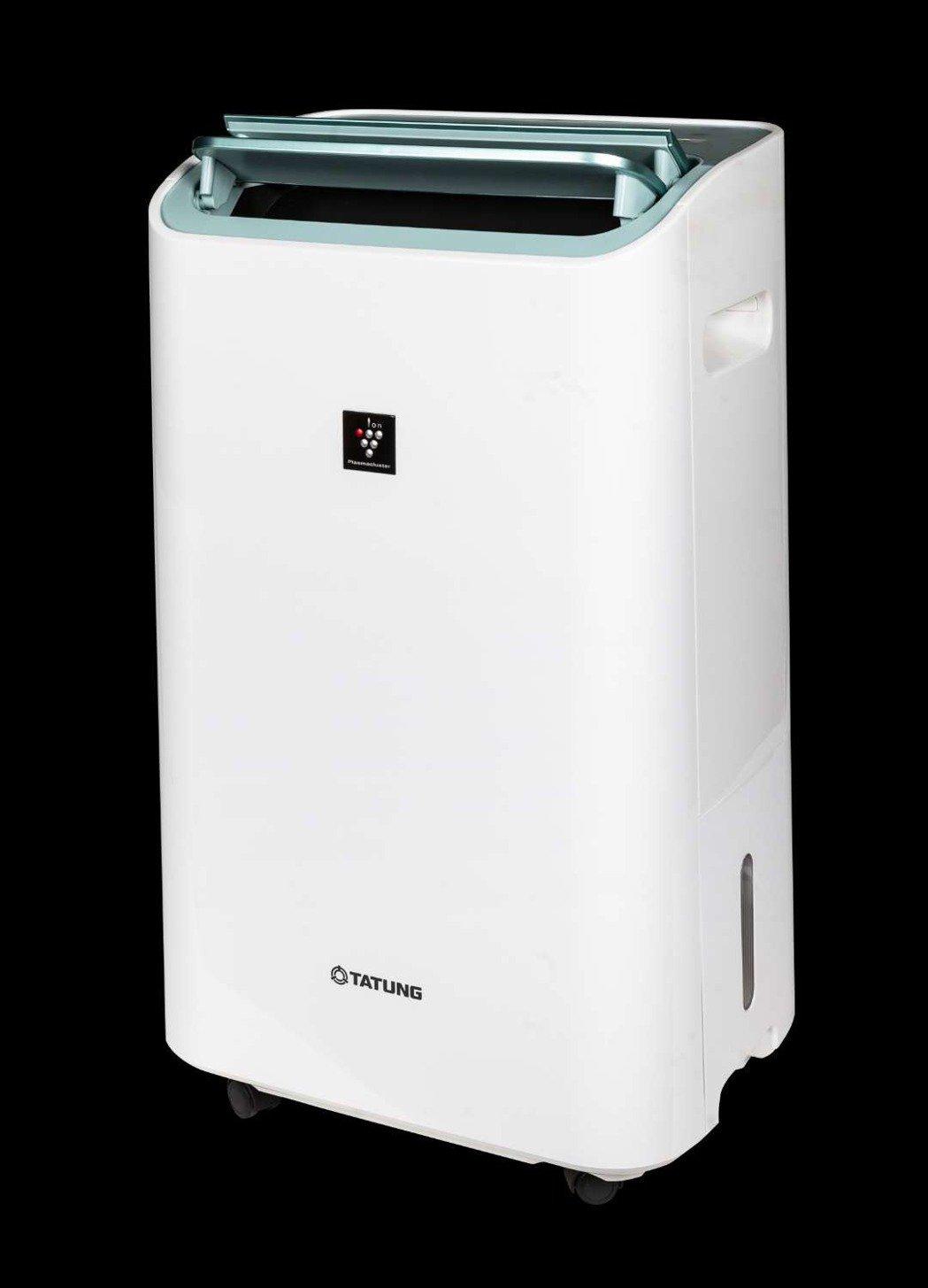 大同空氣清淨除溼機經SGS認證,細菌濾除率高達99.9%。業者/提供