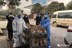 武漢7咖啡師冒險開店 為前線醫護送上8千杯最暖咖啡