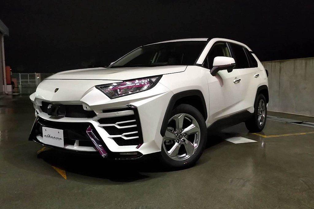 Caesar株式會社沒參加東京改裝車展,但在大阪國際汽車展覽會以新Toyota ...