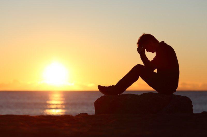 人到中年有煩惱有迷惑,勇於坦然面對現況是最重要的。 圖/ingimage
