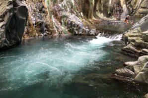 張景泓/正確辨識野溪風險:被水流沖下深潭怎麼辦?