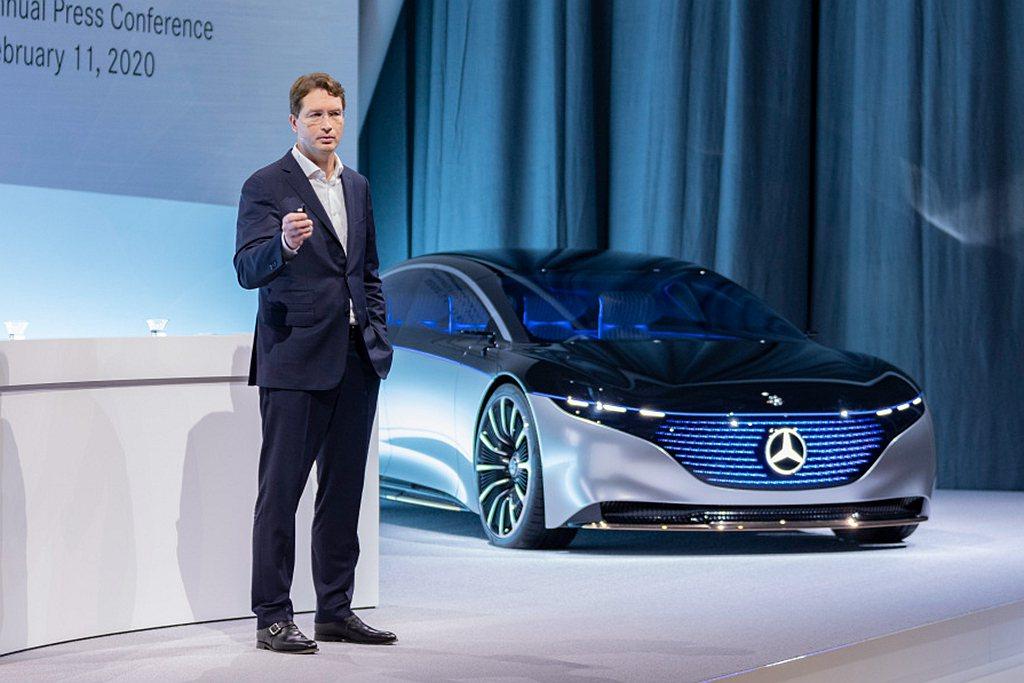 去年利潤大幅下滑的德國戴姆勒汽車集團,將採取措施節省成本支出。 圖/Daimle...