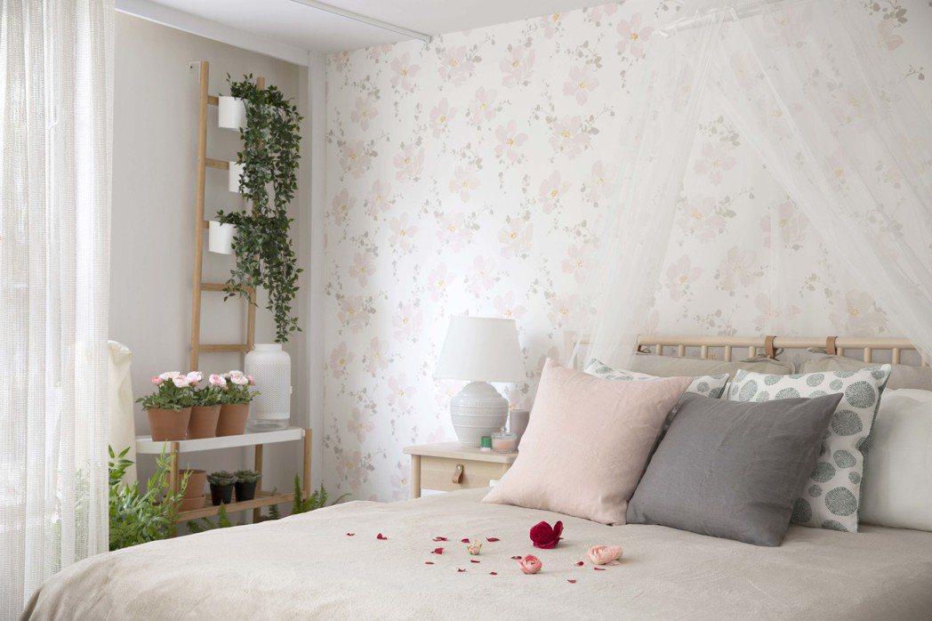 夫妻分床睡會不會影響彼此關係,見仁見智。 圖/IKEA提供