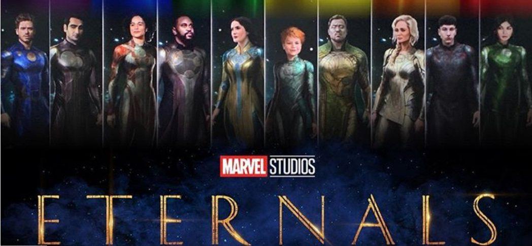 漫威「永恆族」將為觀眾介紹一批新的英雄。圖/摘自Twitter