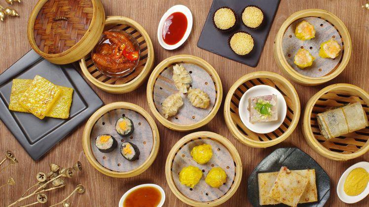 星級飯店各種美食皆可外帶,港點只要銅板價。圖/天成飯店集團提供