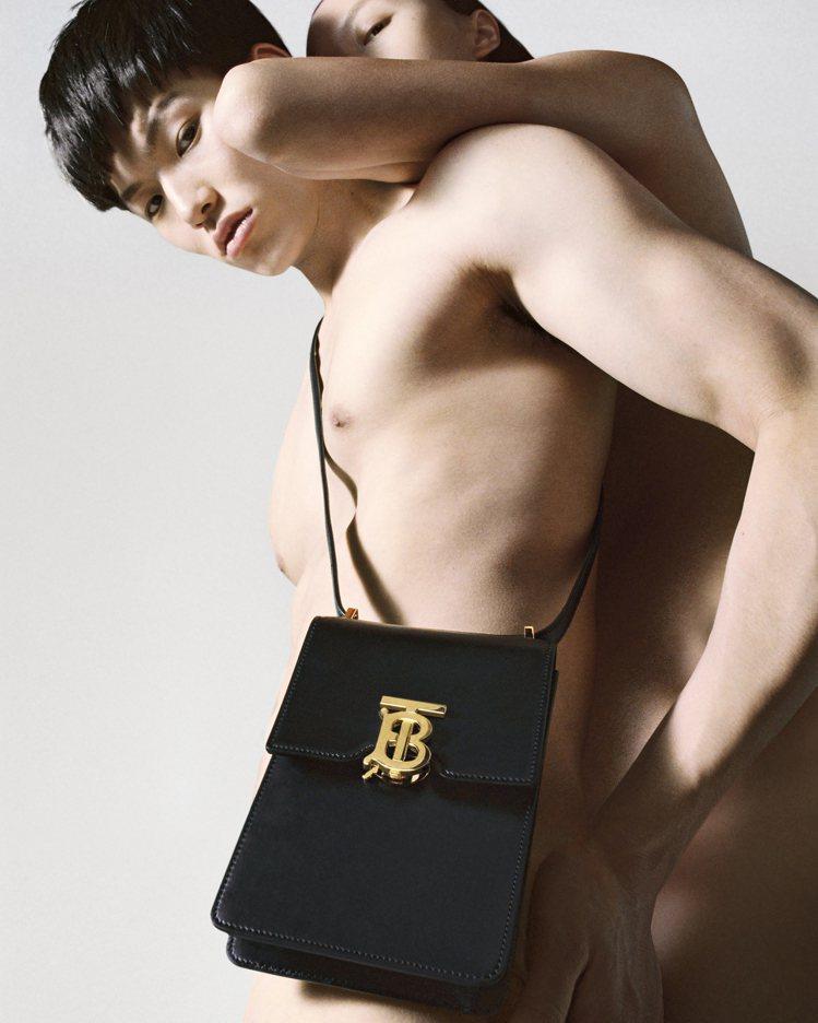 BURBERRY 2月17日IG限時商品Robin Bag,價格未定。圖/BUR...