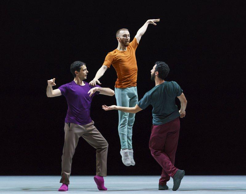 原訂於衛武營演出的倫敦沙德勒之井劇院—威廉.佛塞《寧靜舞夜》。圖/衛武營國家藝術文化中心提供