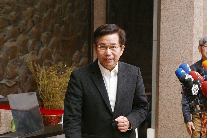 教育部長潘文忠。聯合報記者曾原信/攝影