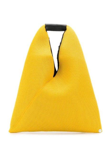 MM6 Maison Margiela黃色Japanese Bag(中),售價....