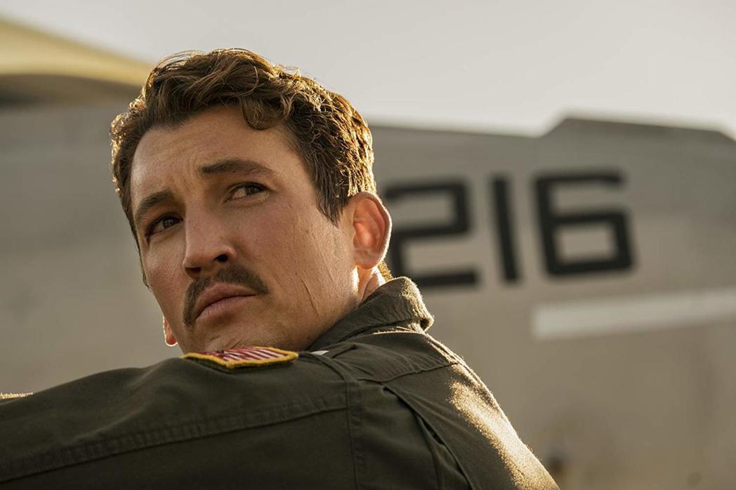 邁爾斯泰勒在「捍衛戰士獨行俠」是年輕一代的主角。圖/imdb