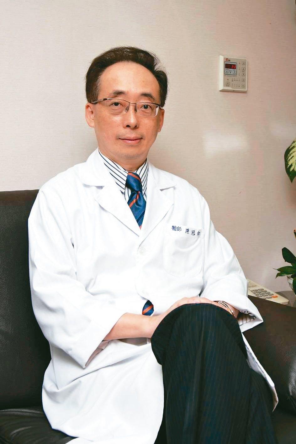 陳冠仰台北市立聯合醫院仁愛院區醫務長 圖╱聯醫提供