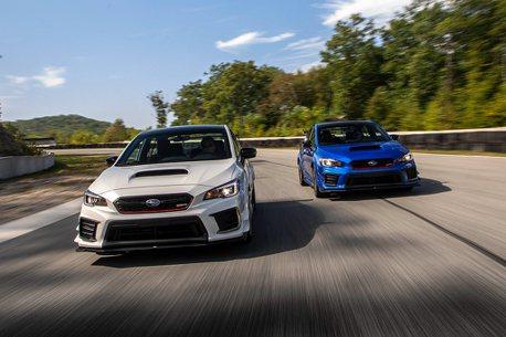 沒掛牌就先增值80%!Subaru WRX STI S209太稀有,經銷商加價引發熱議