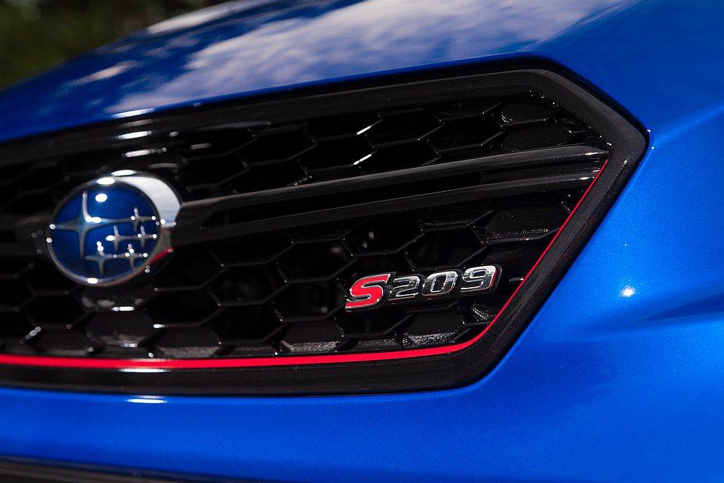去年初日本Subaru汽車宣布在美國市場推出WRX STI S209限量車型,只...