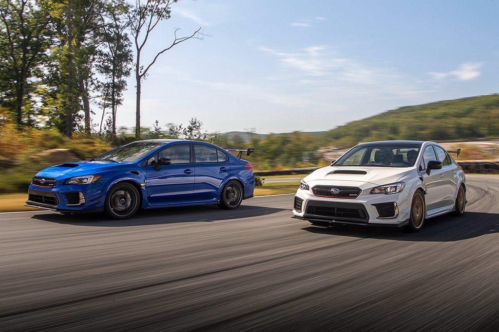 Subaru Subaru WRX STI S209在美國市場的售價為63,99...
