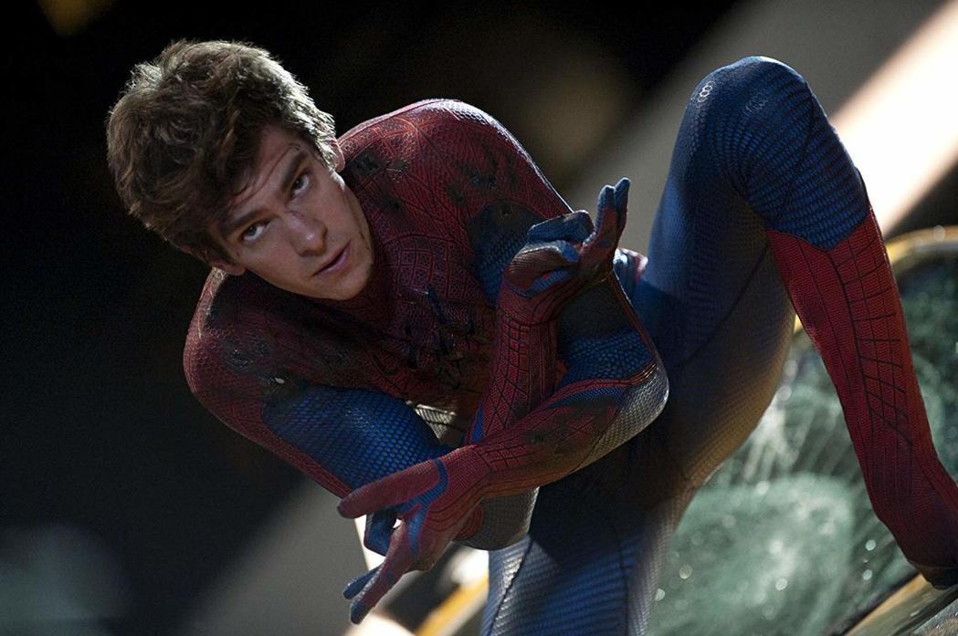 安德魯加菲的蜘蛛人,有可能產生性向上的轉變?圖/摘自imdb