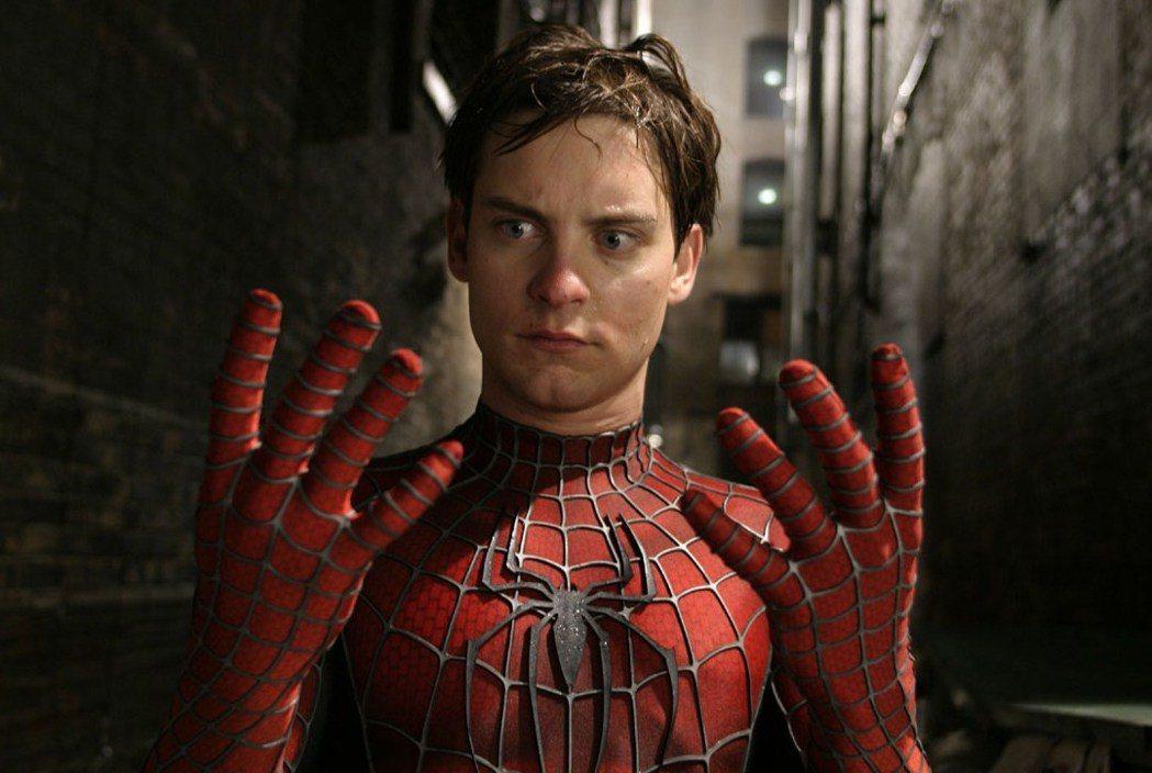 陶比麥奎爾的「蜘蛛人」讓漫畫英雄電影再次成為熱門片型。圖/摘自imdb
