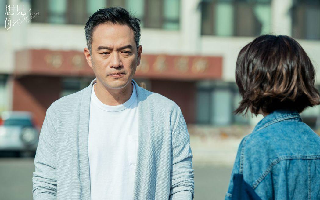張翰飾演的「文磊叔」帶點神祕感,引發網友討論。圖/衛視中文台提供