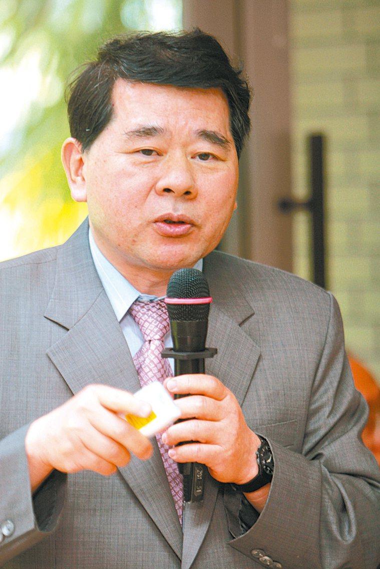 陳訓徹醫師。 圖/聯合報系資料照片