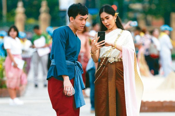 泰國5G競標,電信業反應熱烈,金額遠超過底價。 路透