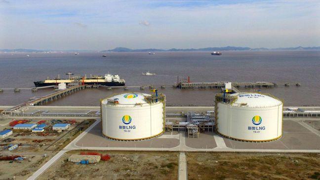 天然氣新供給量湧入,將重塑亞洲能源格局。圖/路透