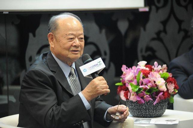 台灣積層工業股份有限公司董事長陳永順。 台灣積層工業/提供