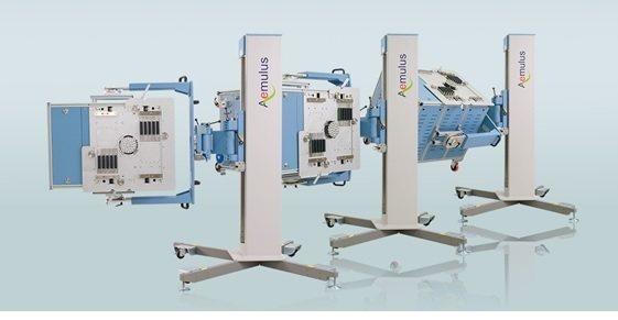 Aemulus AMB-5600測試機。 矽菱/提供