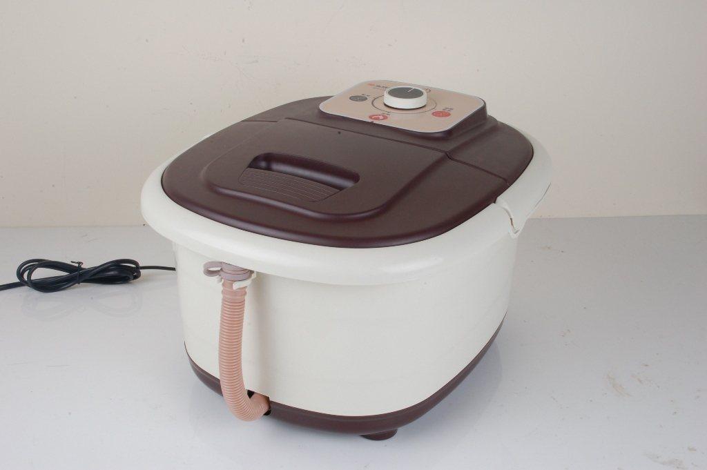 尚朋堂氣泡加熱足浴機,3段式功能(加熱、氣泡、加熱氣泡),原價1,630元,現在...