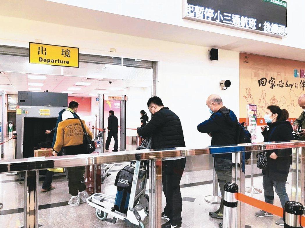 勞動部表示,雇主應以勞工健康安全為最優先,不宜指派勞工前往中國大陸。 本報資料照...