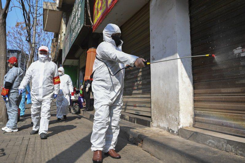 約有1100萬人口的武漢市,已因新冠肺炎封城超過3週。 美聯社